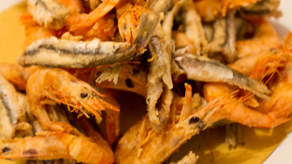 fritto misto belluccio ristorante milano