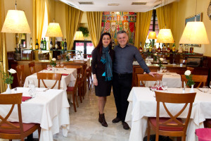 Angelo e Sonia Belluccio
